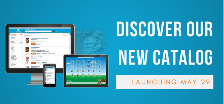 NEW Online Catalog Coming!