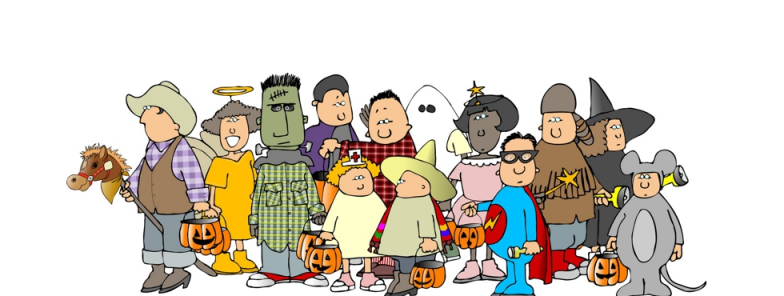 Preschool Halloween Storytime and Parade: October 26th