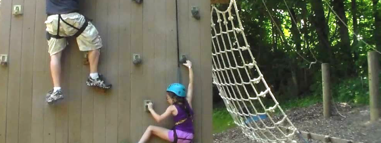 Oakland County Parks Climbing Tower: June 29th