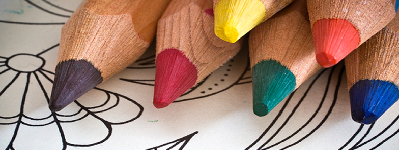 Relax & Color for Adults: January 31st 6:30 pm